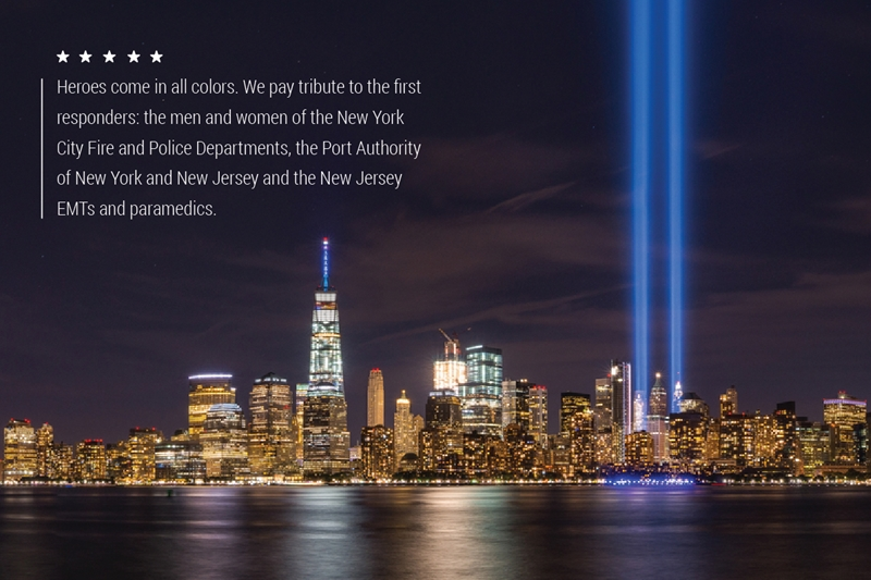 Remembering The Heroic Efforts Of 9 11 First Responders